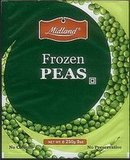 Bags of Frozen Peas