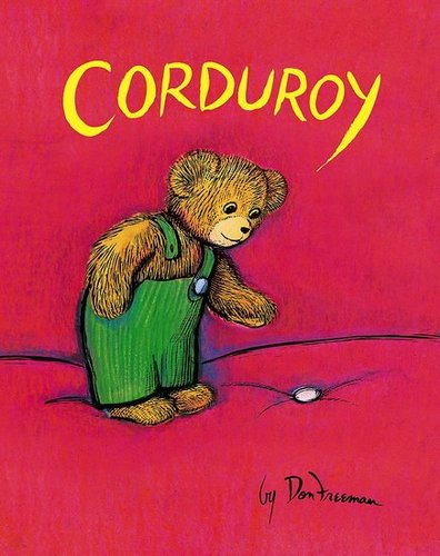 Texts and Tunes: Corduroy