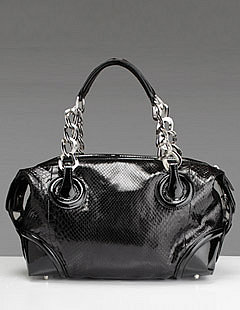 Black patent bag at shopjake.com