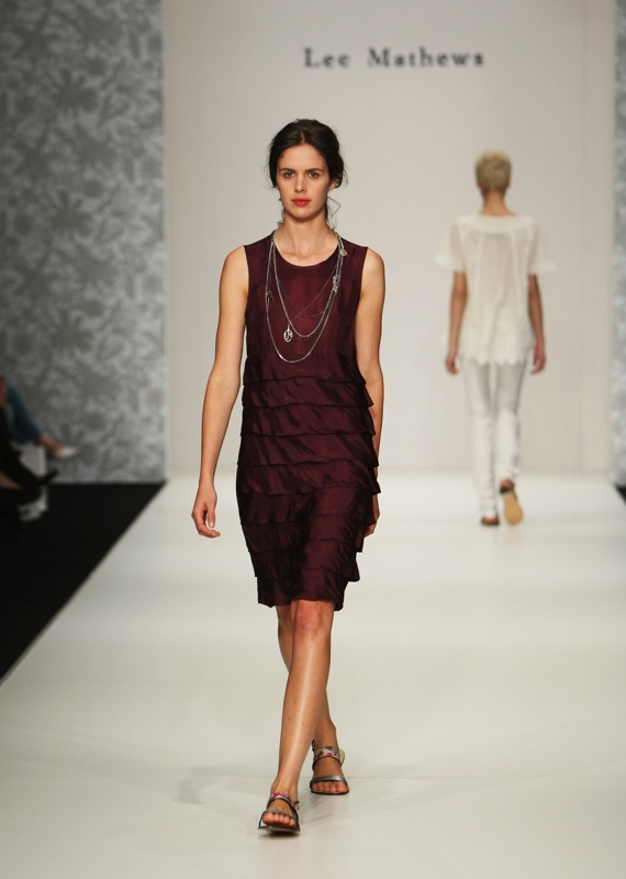 Australia Fashion Week: Lee Matthews