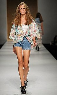 Australia Fashion Week S/S 2008/09: Zimmermann