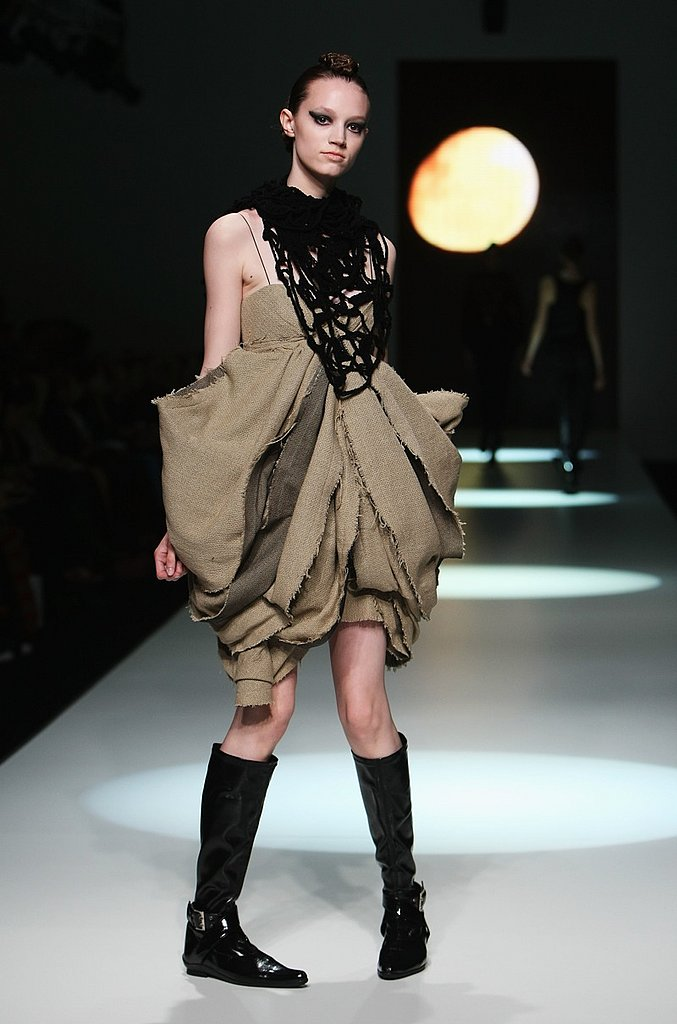 Australia Fashion Week: Konstantina Mittas