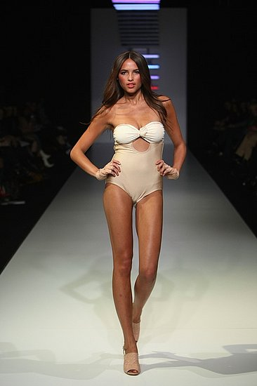 Australia Fashion Week: Illionaire Spring Summer 2008/2009 Catwalk Runway Images