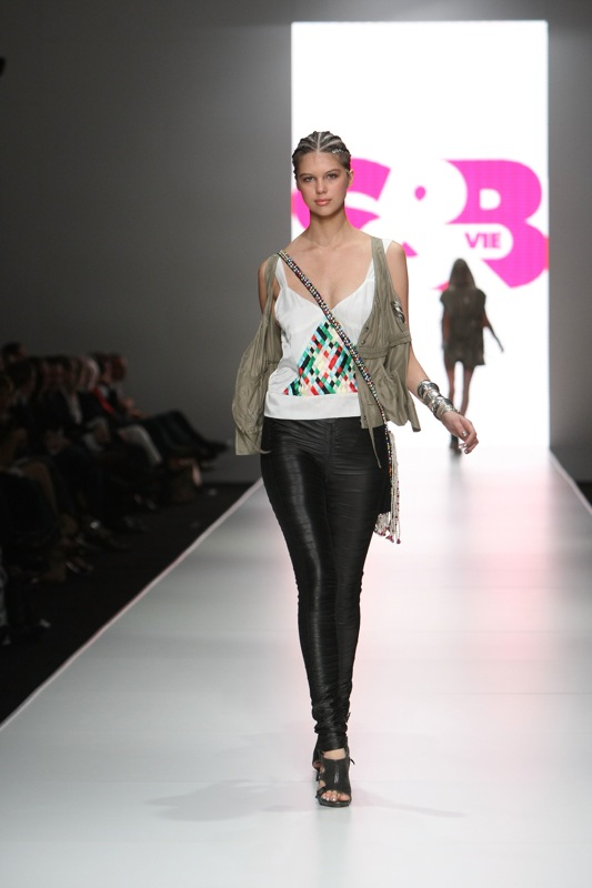 Australia Fashion Week: S&B by Sass and Bide