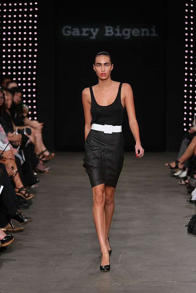 Australia Fashion Week: Gary Bigeni