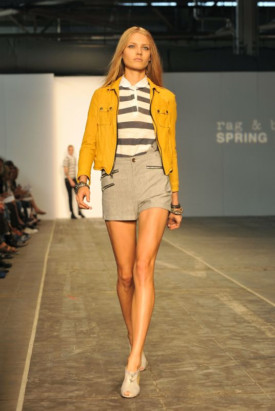 Rag and Bone Spring 2009 Runway
