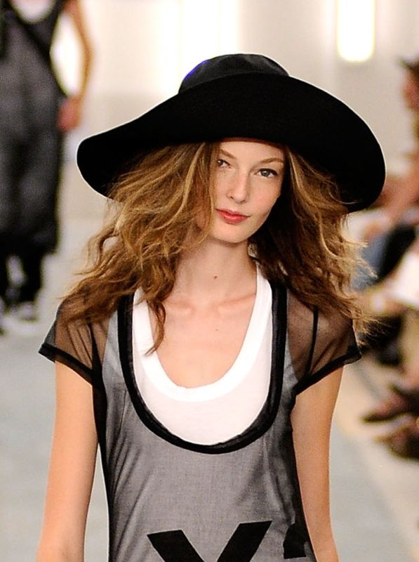 New York Spring 2009 Trend Report: Hats