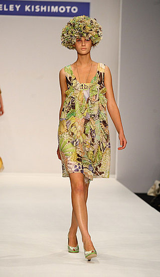 London Fashion Week: Eley Kishimoto Spring 2009