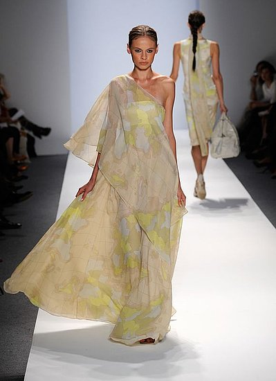 New York Spring 2009 Trend Reports: Cool Sunlight
