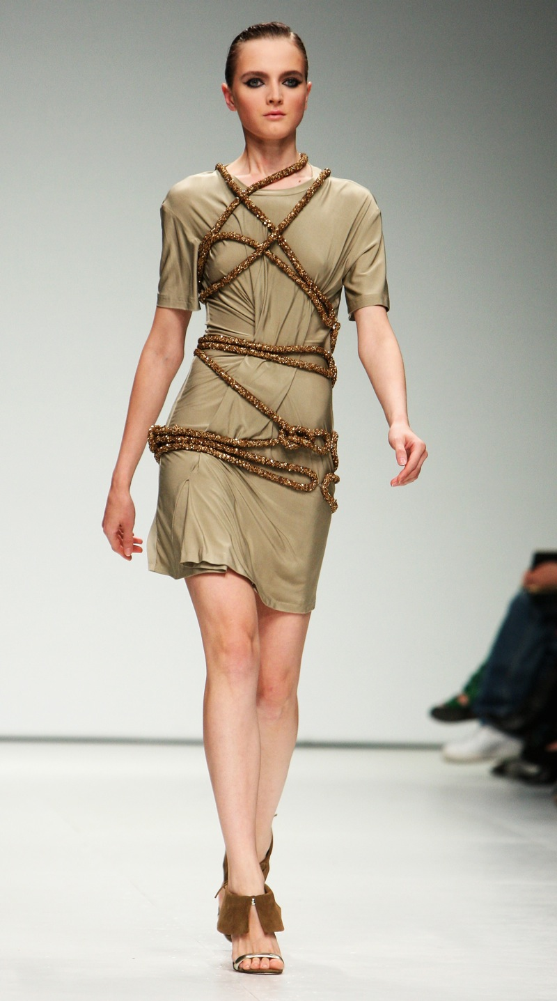 London Fashion Week: Marios Schwab Spring 2009