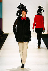 Air New Zealand Fashion Week 2008: World Catwalk