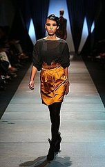 Air New Zealand Fashion Week 2008: Cybele