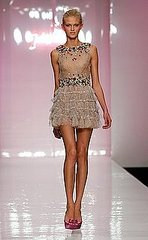 London Fashion Week: Jenny Packham Spring 2009