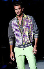 Milan Fashion Week: Just Cavalli Spring 2009