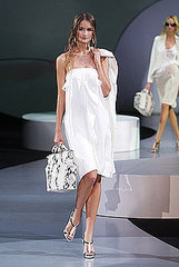 Milan Fashion Week: Giorgio Armani Spring 2009