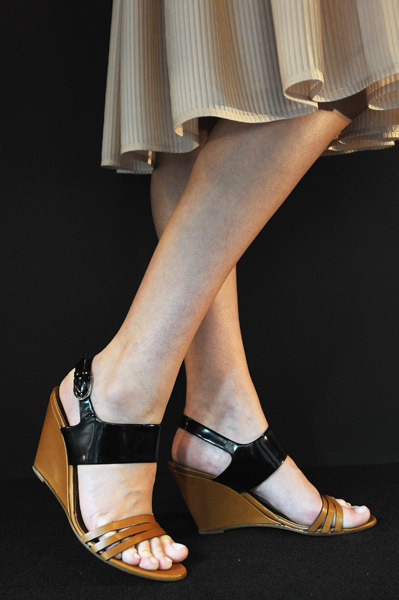 Fratelli Rossetti Gets Back to Basics With Spring 2009 Shoes