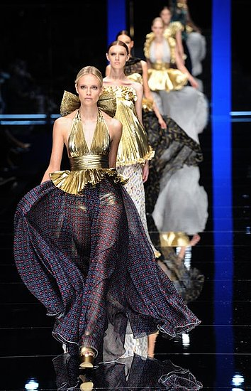 Milan Fashion Week: D&G Spring 2009