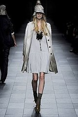 Milan Fashion Week: Burberry Spring 2009