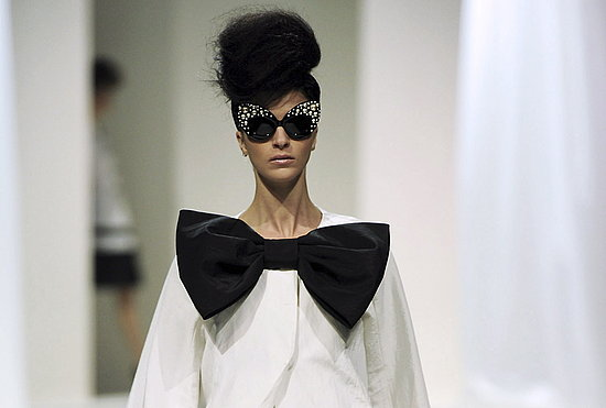 Trend Report: Milan Says Supersize Me