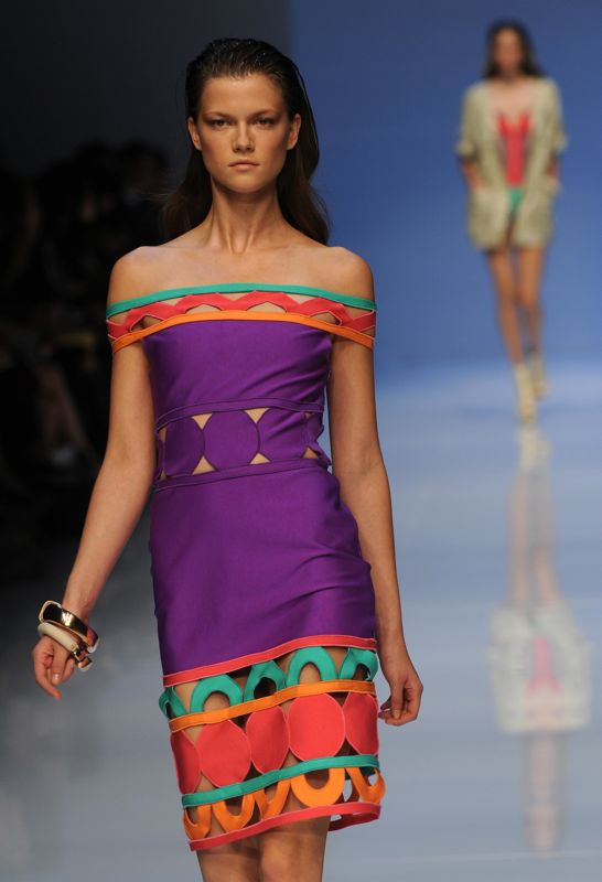 Milan Fashion Week: Pucci Spring 2009