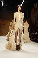Paris Fashion Week: Nina Ricci Spring 2009