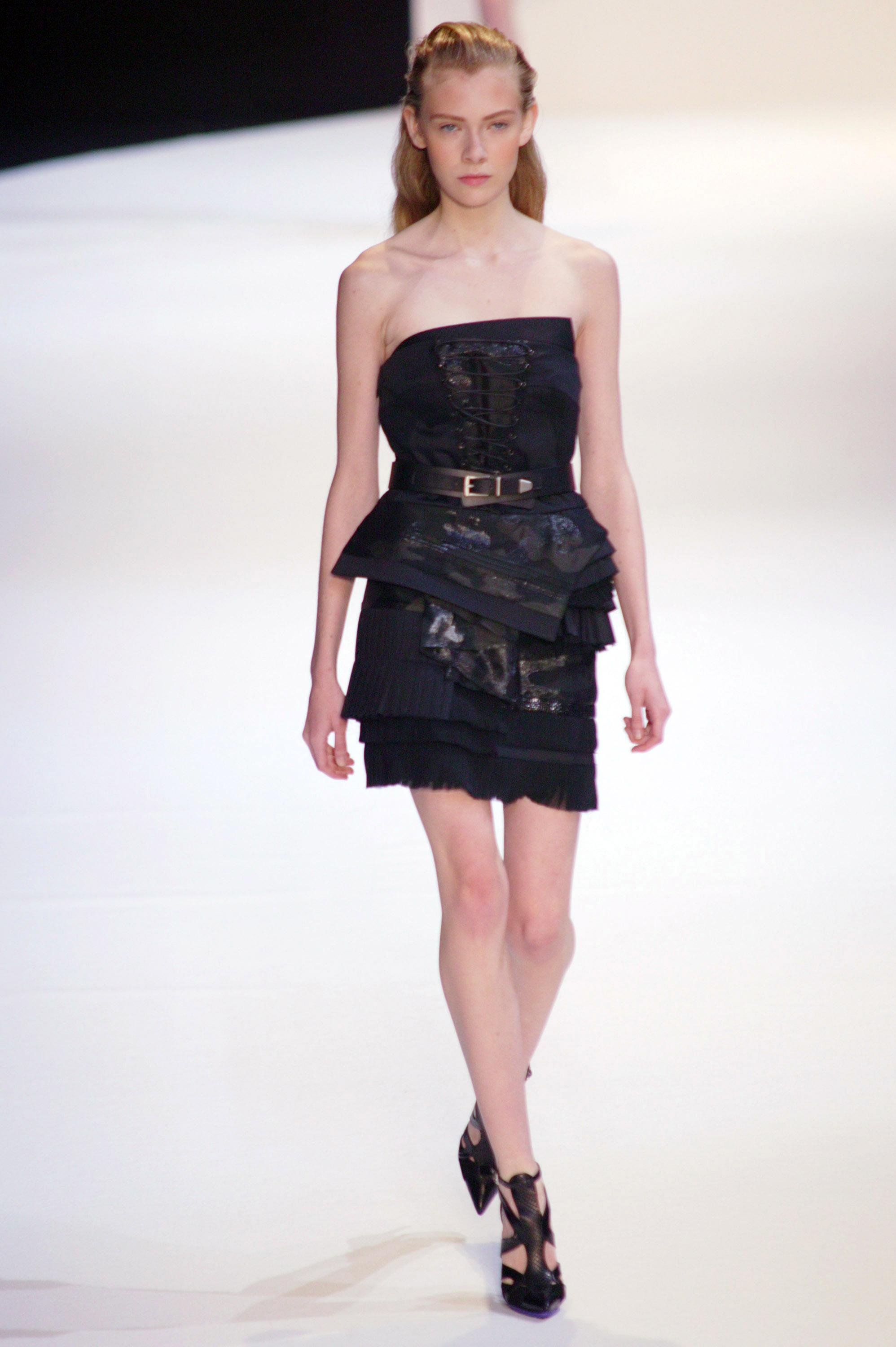 Paris Fashion Week: Barbara Bui Spring 2009