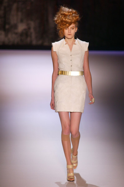 Paris Fashion Week: Chapurin Spring 2009