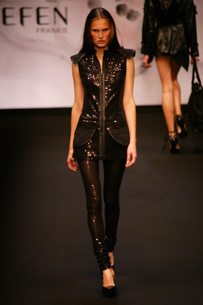 Paris Fashion Week Jefen Spring 2009