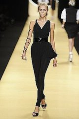 Paris Fashion Week: Karl Lagerfeld Spring 2009