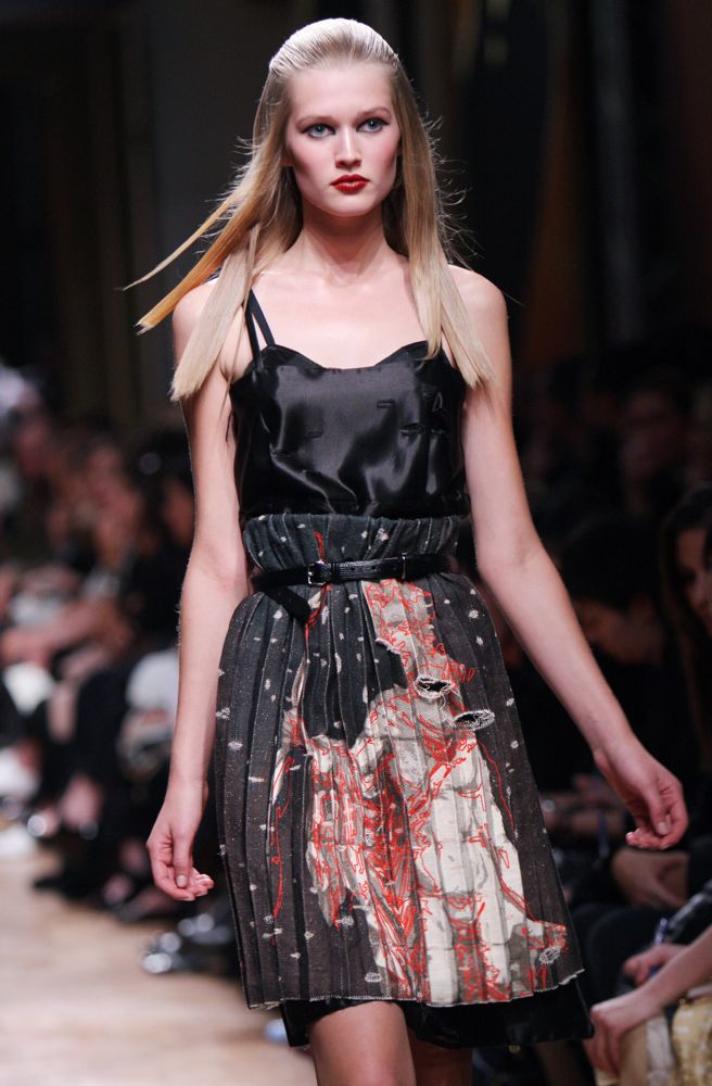 Paris Fashion Week: Miu Miu Spring 2009