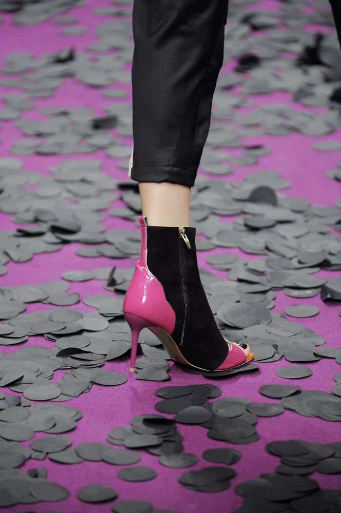Paris Fashion Week Spring 2009: 50 Pairs Of Fabulous Shoes