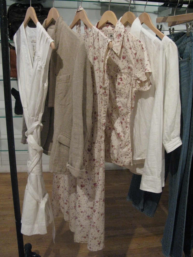 In The Showroom: Gilded Age Spring 09