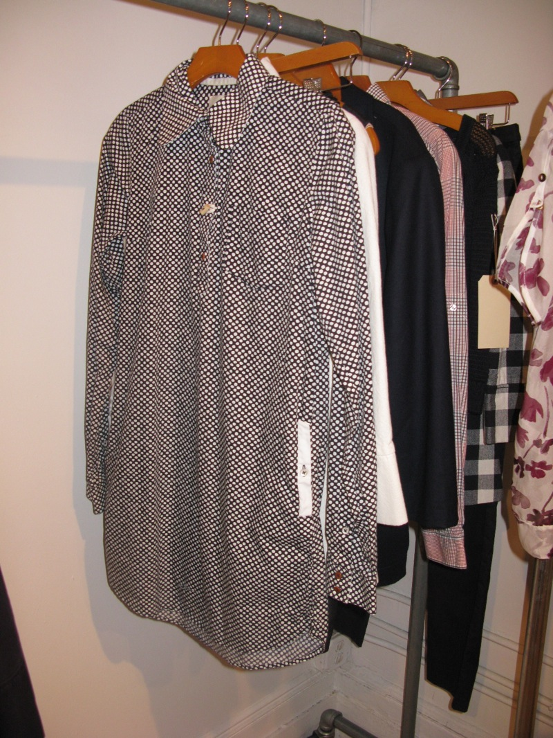 In The Showroom: Trovata Spring 09