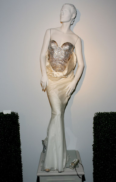 Judith Leiber Wedding Dress