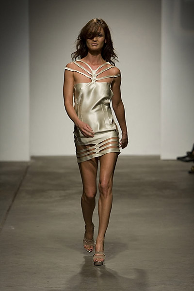 Los Angeles Fashion Week: Yotam Solomon Spring 2009