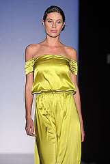 Mexico Fashion Week: Clara Gonzalez Spring 2009