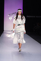 Mexico Fashion Week: Marvin & Quetzal Spring 2009
