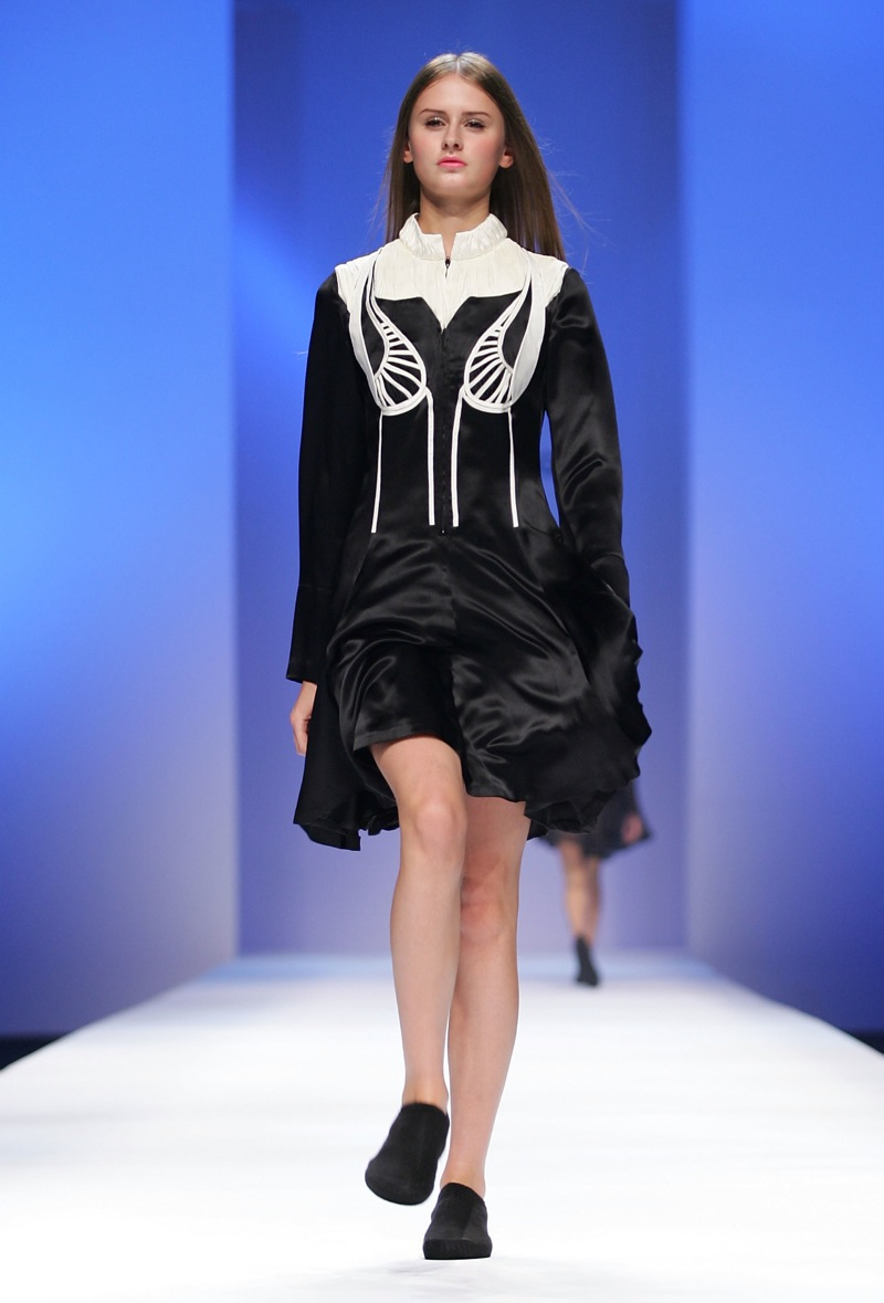 Seoul Fashion Week: Moon Kyung Rae Spring 2009