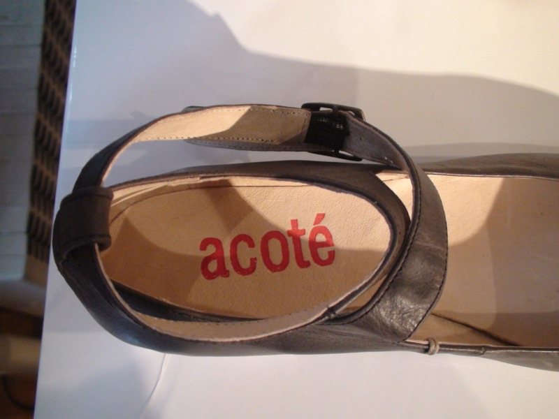 In The Showroom: Acote Spring 09