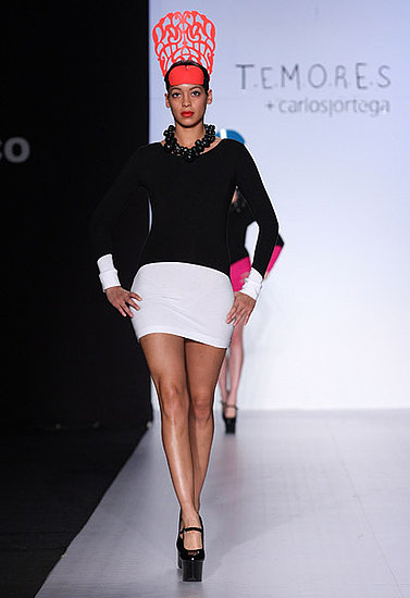 Mexico Fashion Week: Temores Spring 2009