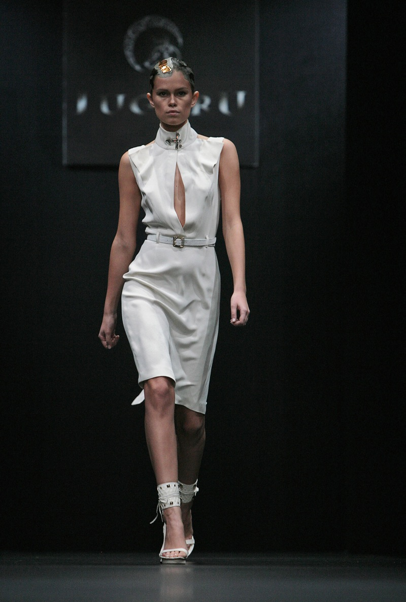 Moscow Fashion Week: Lugaru Spring 2009