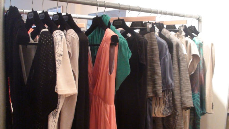 In The Showroom: Dagmar Spring 2009