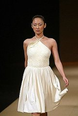 China Fashion Week: Li Xiaoyan Spring 2009