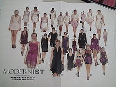 In The Showroom/London Fashion Week: Modernist Spring 2009