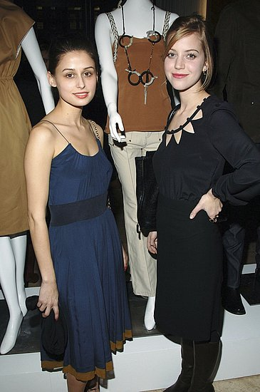 2006: Ecco Domani Fashion Foundation cocktail party
