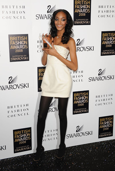 Jourdan Dunn (Model of the Year)