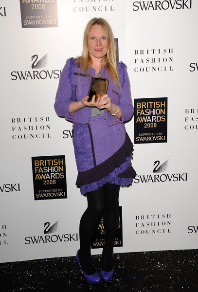 Luella Bartley (Designer of the Year)