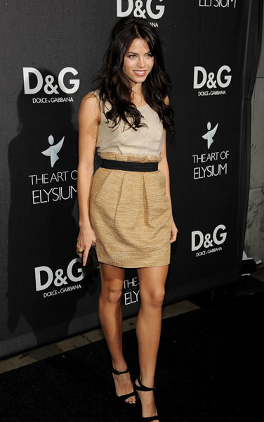 Actress Jenna Dewan