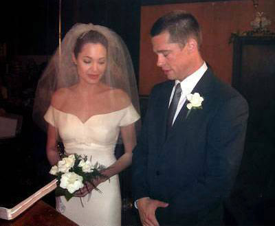 Brangelina to tie the knot on Shiloh's birthday