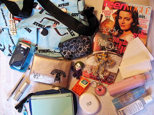 What's In My Bag 072108